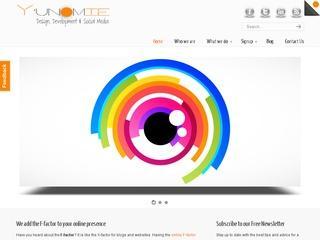 Yunomie Design, Development & Social Media