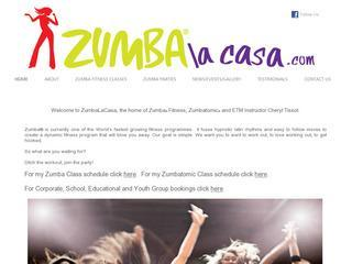 Zumba Fitness with ZumbaLaCasa