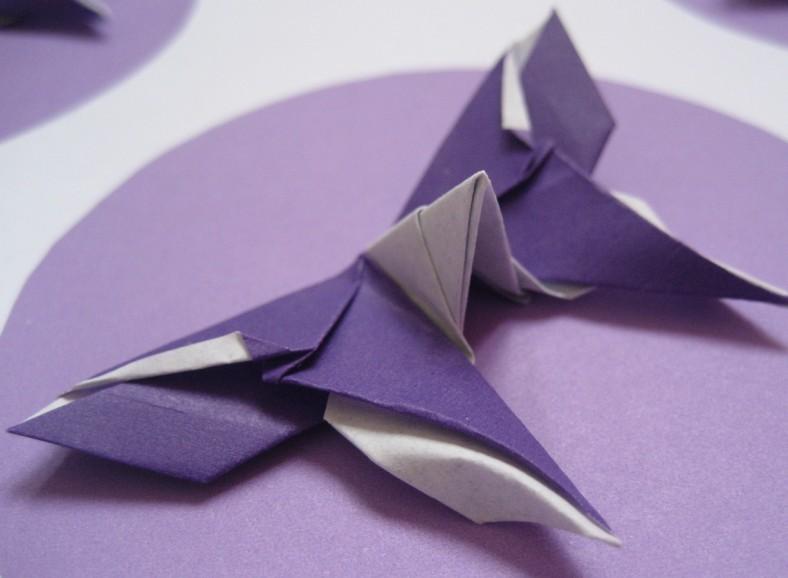 Mei's origami studio